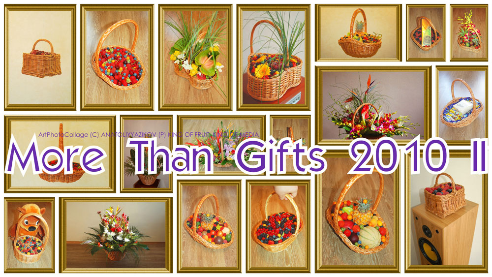 More Than Gifts 2010 II (ArtPhotoCollage)